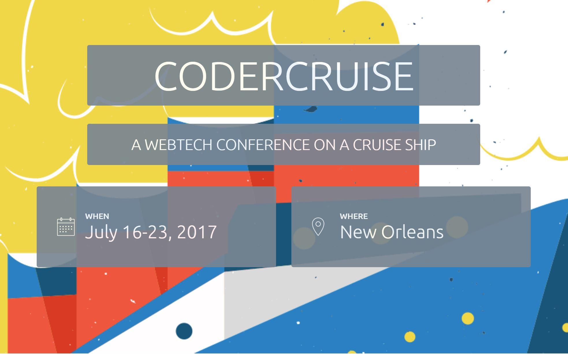 Coder Cruise