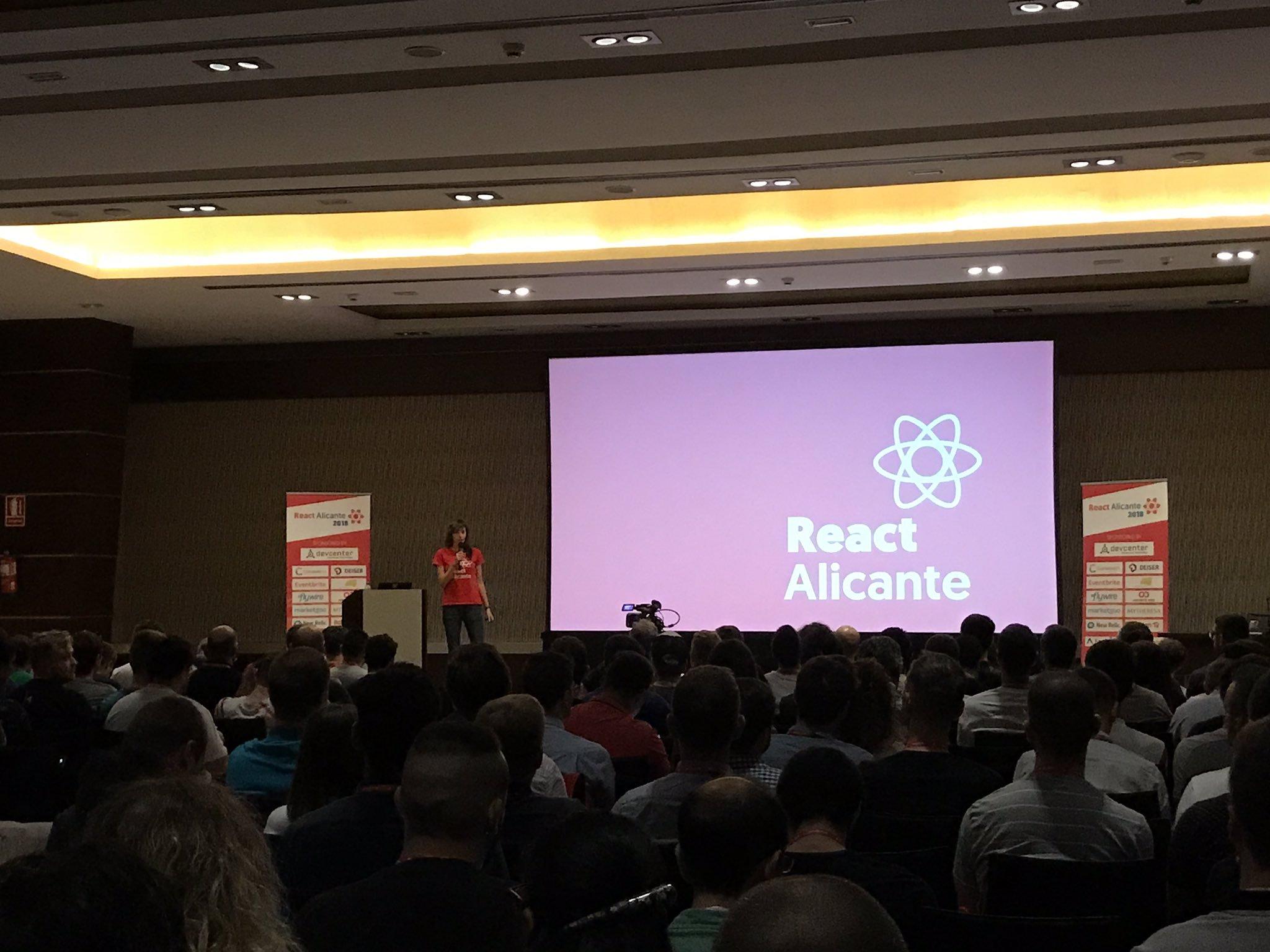React Alicante