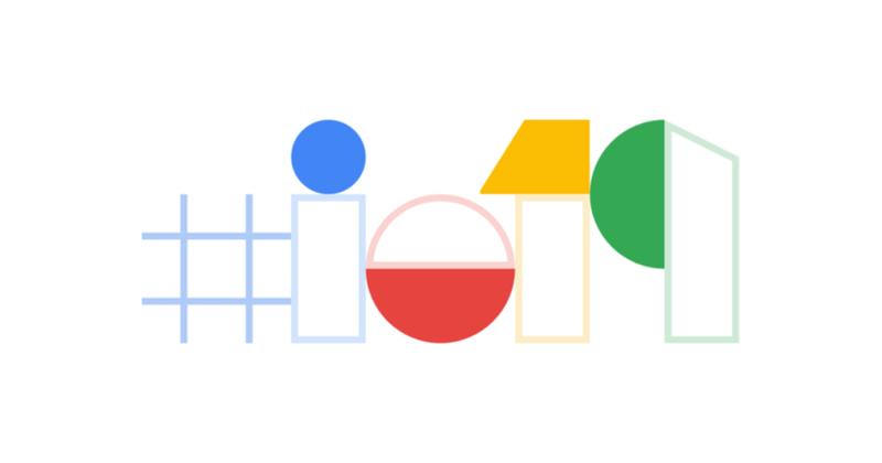 Google io19 logo