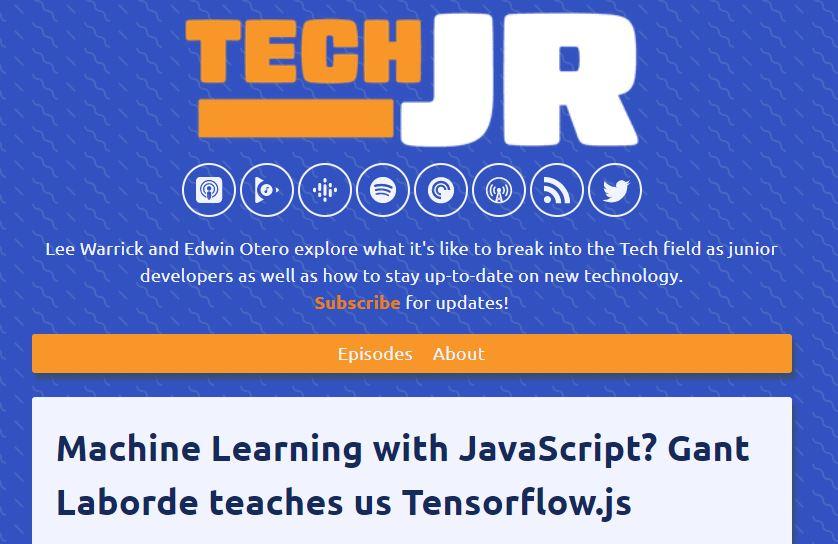 TechJR Podcast