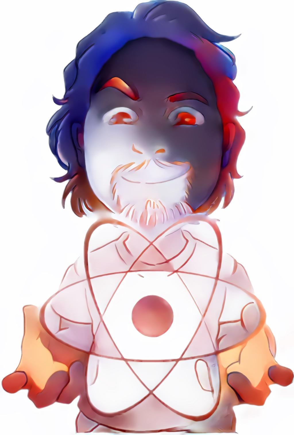 Evil Atom Art