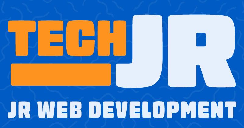 Tech JR Podcast Logo
