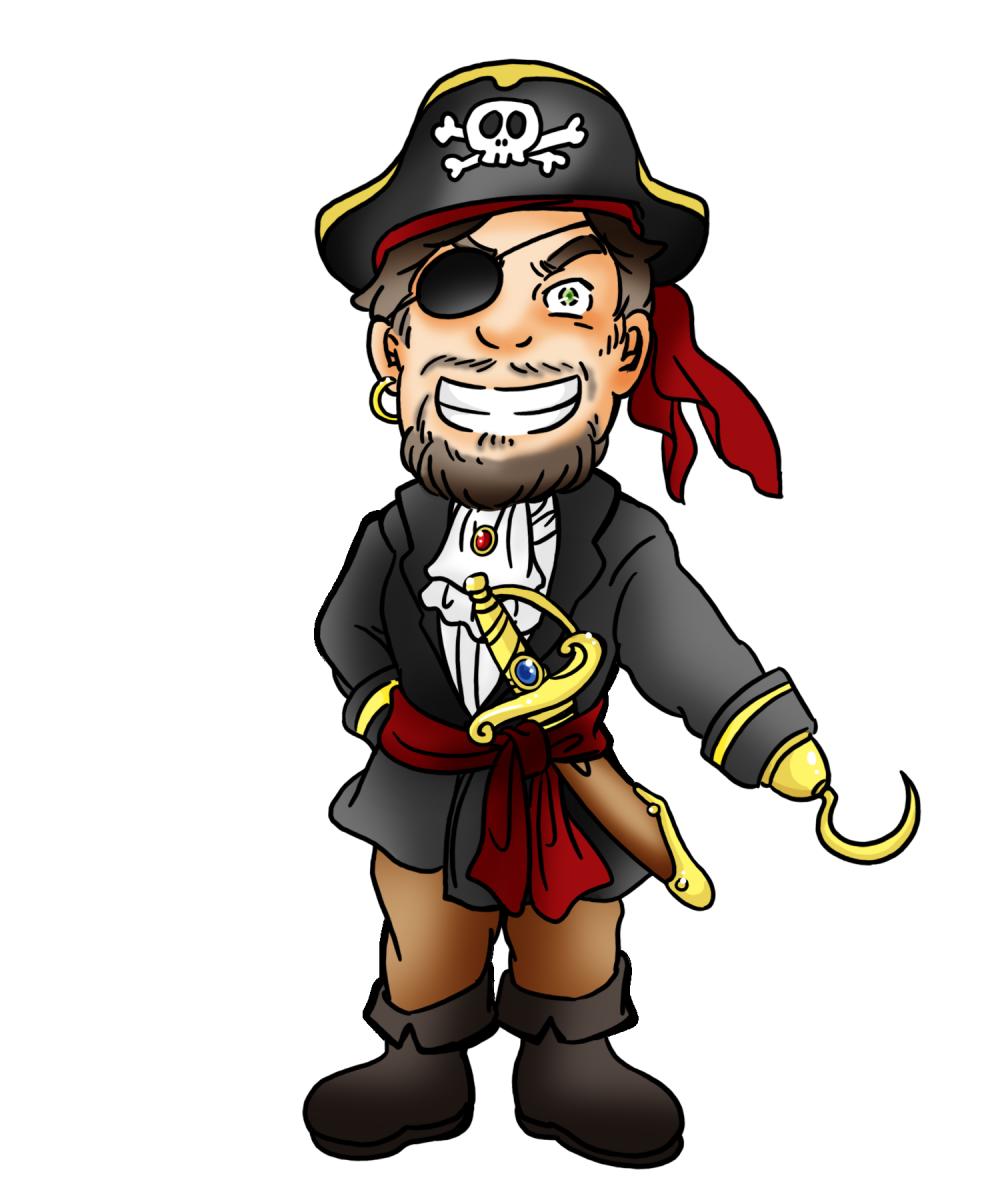 Gant Pirate