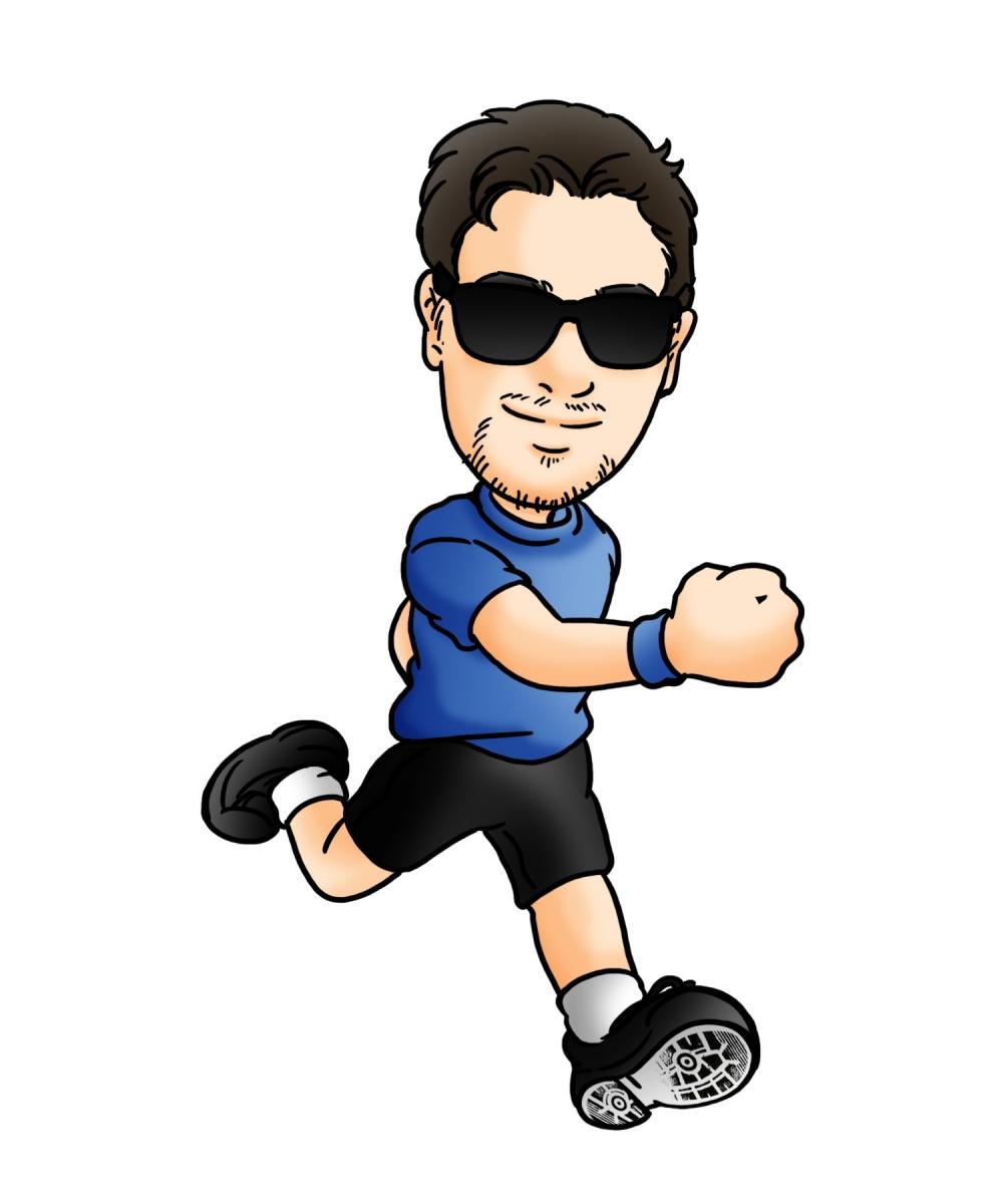 Gant running