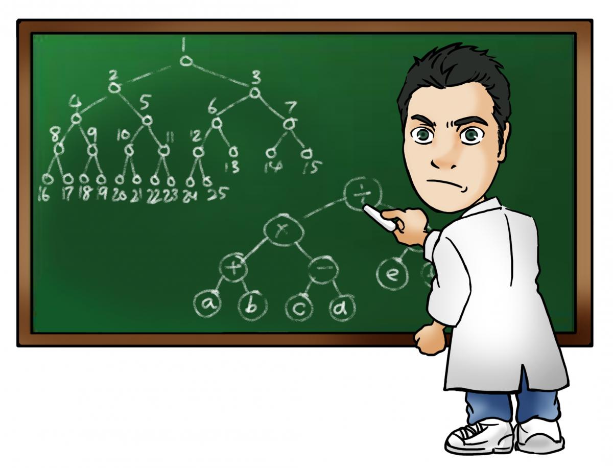 Gant explaining
