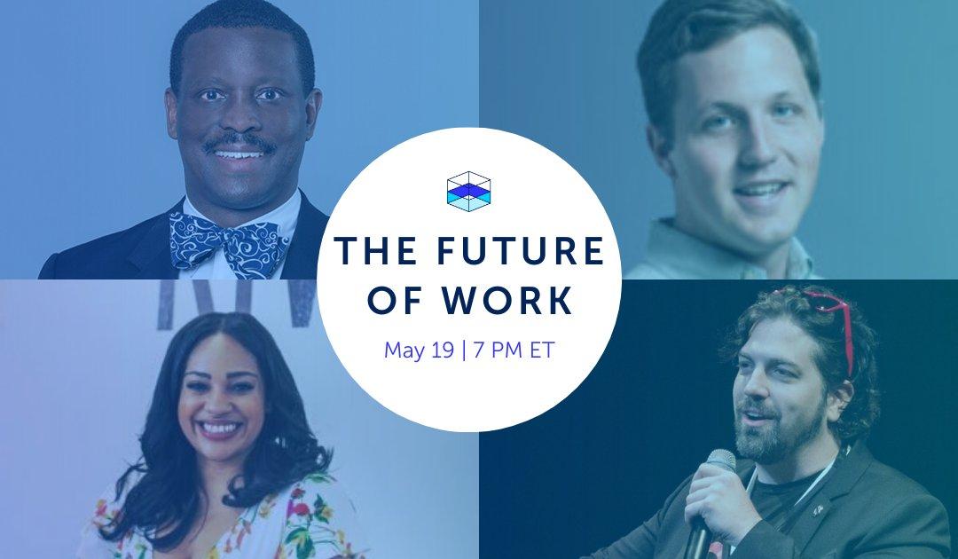 Future of work panelists