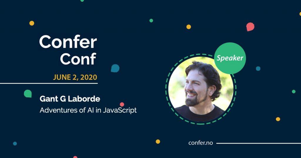 Confer Conf Gant Laborde Speaker Card