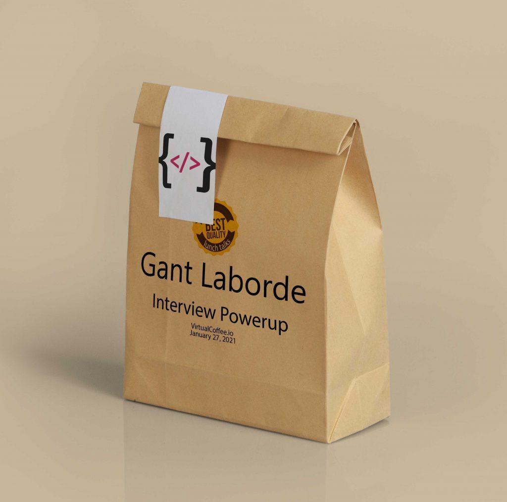 Virtual Coffee Brown Bag