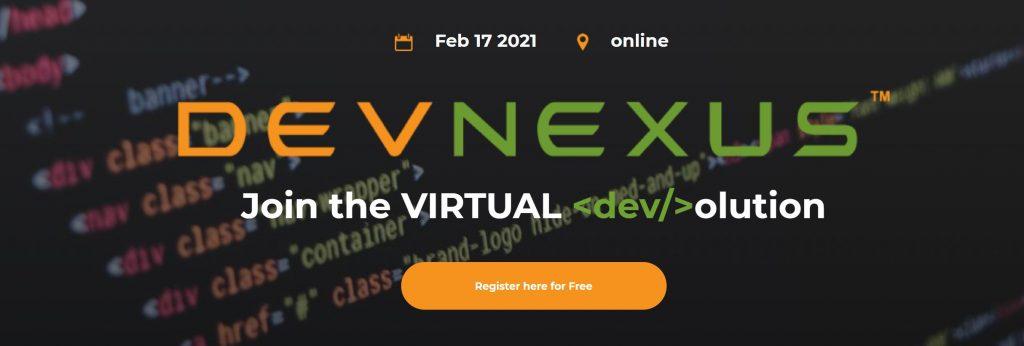 Dev Nexus 2021
