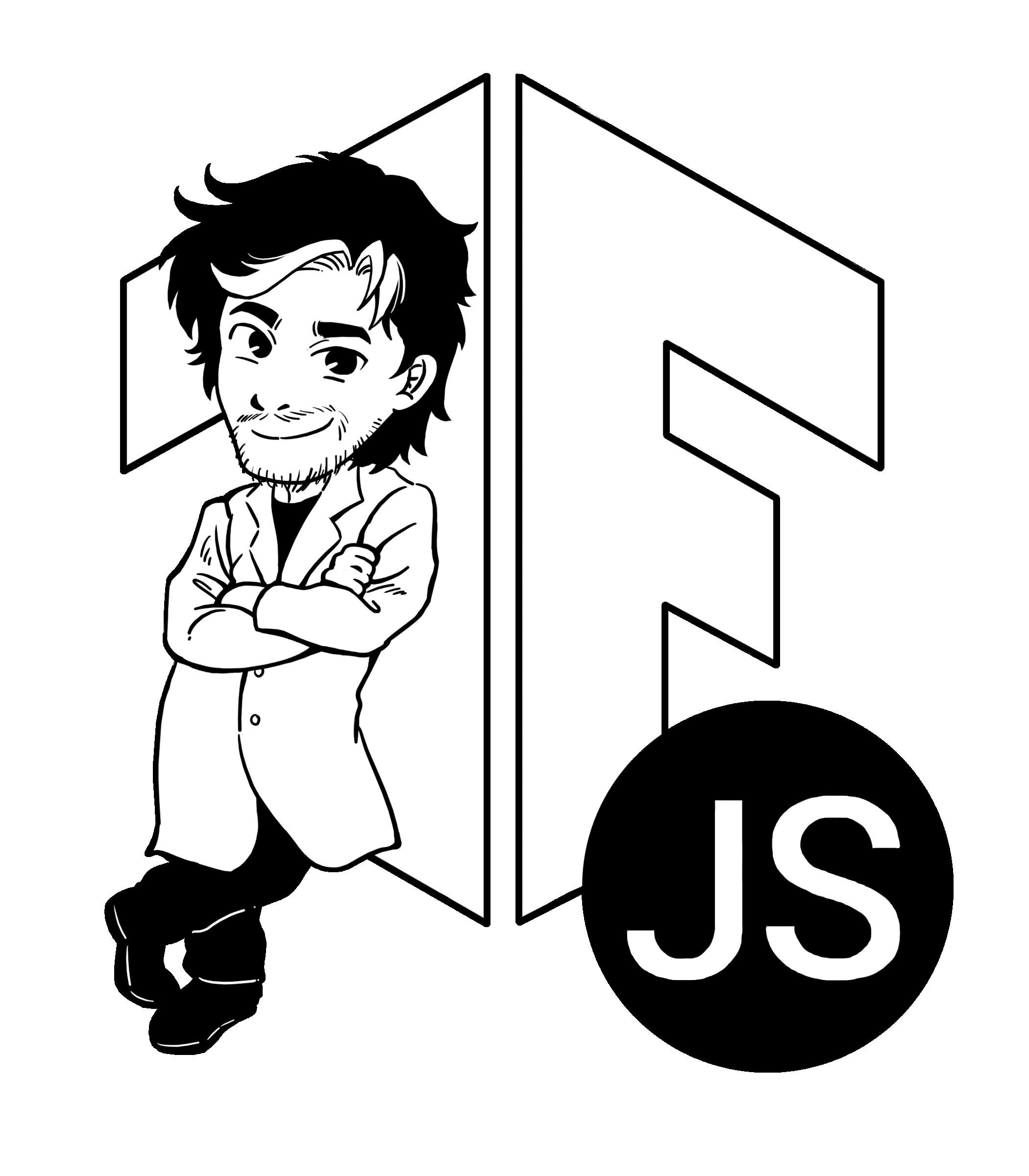 Gant Laborde TensorFlow.js logo